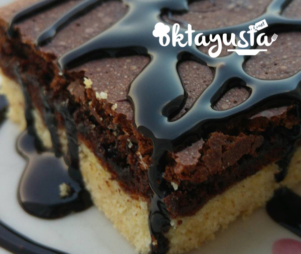 Kurabiyeli Brownie